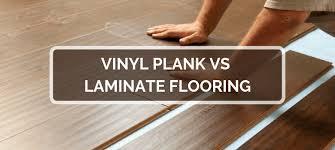 vinyl vs laminate flooring parison