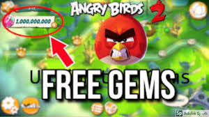 Angry birds 2 hack unlimited { gems and black pearl } - YouTube