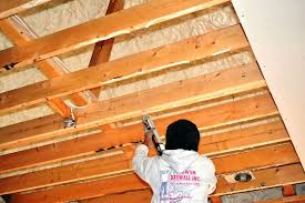 how to hang drywall on ceiling by yourself hang ceiling by yourself hanging drywall ceiling furring