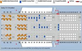 Boeing Dreamliner Seating Chart Economy Seating Gets Worse On Some Airlines Smartertravel