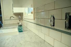 Installing A Glass Tile Backsplash Cool Backsplash Tile Trim Cutting Tile Cutting Glass Tile Wet Saw