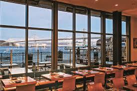 slanted door ferry building san francisco decorator s notebook sliding doors restaurant