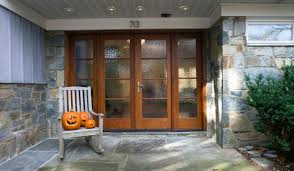 front doors with glass and screen