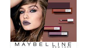 maybelline 2018