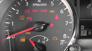 Nissan Rogue Light Symbols 2012 Nissan Rogue Warning And Indicator Lights
