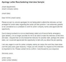 Candidate Interview Schedule Template Reschedule Email Job Example ...