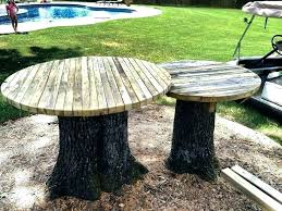 tree stump table base stump table tree stump table outdoor tree stump table tree stump coffee