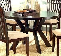 42 round dining table raisin inch
