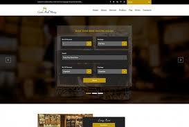Website Html Templates Gorgeous Luxury Wine HTML Template Template Bundle Premium HTML Template
