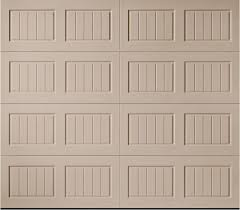 almond garage doorAmarr Oak Summit Carriage House Garage Door Styles