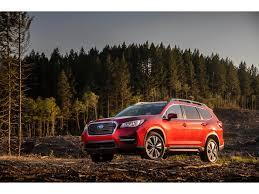 2020 Subaru Ascent Interior U S News World Report