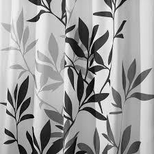 bathroom pretty black white and grey shower curtain 27 081492356202 black white and gray shower curtains