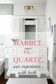 marble looking quartz. Interesting Looking Before I Jump In Iu0027ll Give You A Bit Of Background We Recently Tackled  Renovating Our Childrenu0027s Bathroom On Own It Is Pictured Above Throughout Marble Looking Quartz O