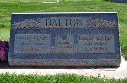 Luella Adams Dalton (1889-1967) - Find A Grave Memorial