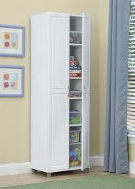 white utility cabinet. Delighful Utility Amazoncom SystemBuild 24 To White Utility Cabinet O