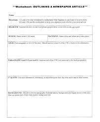 Newspaper Article Template Worksheets Newspaper Format Word Template Article Templates For Microsoft