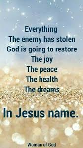 Epic Christian Quotes Best of I Just Prayed Up And Received This Wrod In Due Season Epic Gloriae