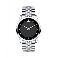 men s museum watch quartz sapphire crystal 606878 movado men s museum watch quartz sapphire crystal 606878