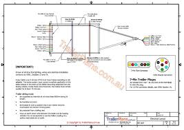 electrical trailer wiring trailer plans trailerplans com au electrical trailer wiring trailer plans trailerplans com au