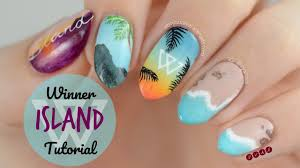 Island Nail Art Designs Pin By Kavindya Madushi Fernando On Nails Art Island Nail