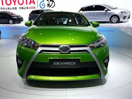 Auto Shanghai - New Toyota Yaris makes its world premiere