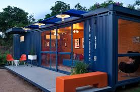 Homes Built From Shipping Containers