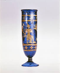 Egyptian Glass Painting Designs Beyond The Nile Egypt And The Classical World