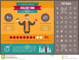 healthy food plate diagram. Modren Food Healthy Food Infographic Template Elements And Icons Infograph Includes  Customizable Graphs Charts Line Icon Set With Plate Restaurant Meal  On Food Plate Diagram