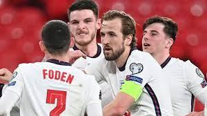 ترتيب مجموعة منتخب إنجلترا في تصفيات كأس العالم 2022