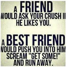 30+ Cool And Funny Best Friend Quotes