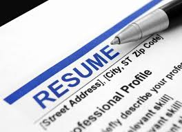 How to Format Your Resume for a Job Search