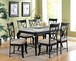 antique white round dining table set unique astounding house colors in marble top