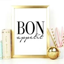 Bon Appetit Wall Decor Plaques Signs Bon Appetit Wall Decor Wall Art Bon Appetit Wall Decor Plaques 51