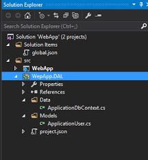 ASP MVC 5 with WWWROOT Folder and bower   JickingNotes