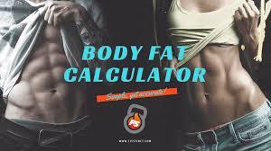 Body Fat Calculator Fitstinct