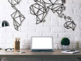 projects that ll fill an empty wall with style