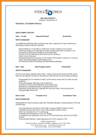 How To Write Perfect Resume Example Unbelievable Examples Resumes