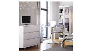cb2 bedroom furniture. shop white chest cb2 bedroom furniture r