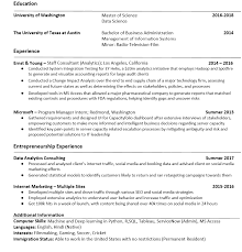 Resume In English New Career Fair On Monday Please Critique My Resume Datascience