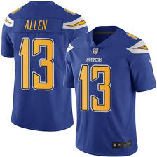 Jersey Color Sold Out Rush Chargers