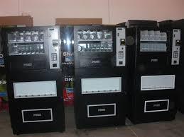 Genesis Go 127 137 Combo Vending Machine Classy Used Vending Machines Piranha Vending
