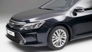 2015 Toyota Camry Facelift - Footage - YouTube
