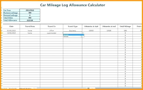 Free Mileage Forms Free Mileage Report Johnnybelectric Co