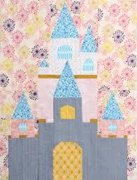 Fairy Tale Castle PDF Pattern - And Sew We Craft &  Adamdwight.com