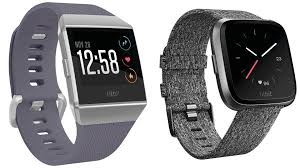 Fitness Tracker Review Fitbit Ionic Vs Fitbit Versa