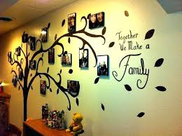 family tree wall stencil art i love this we just cleared a picture