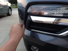 2012 Honda Pilot Fog Light Lens Replacement Fog Light Replacement Honda Pilot Honda Pilot Forums