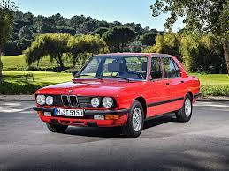 BMW 5 Series 1983 bmw 5 series : BMW 5-Series 1981, 1982, 1983, 1984, 1985, седан, 2 поколение, E28 ...
