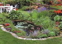 Small Picture Garden Pond Design Markcastroco