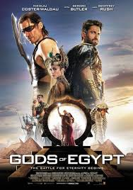 I think they inspired by the ancient egyptian arts. Gods Of Egypt Movie Poster 12 Gods Of Egypt Movie Egypt Movie Gods Of Egypt